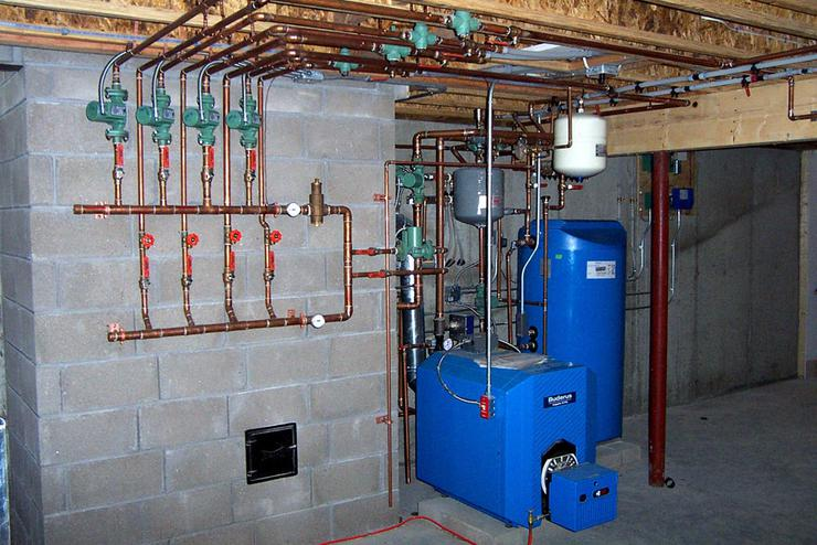 Oil Heating System Installation & Repair in Douglas, Massachusetts