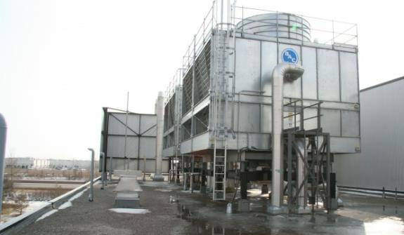 Commercial/Industrial Cooling Tower Installation, Repair & Maintenance in North Shore, Massachusetts