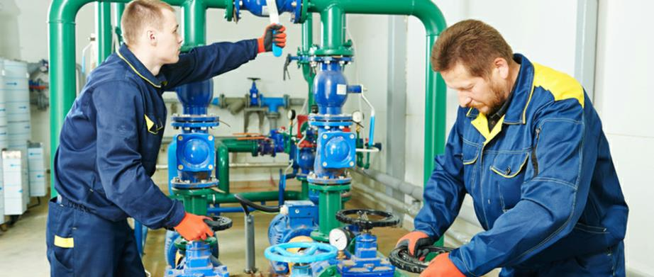 Commercial/Industrial Plumbers in Webster MA 01570 providing full service commercial plumbing/HVAC system design/construction, installation, repair and maintenance services.